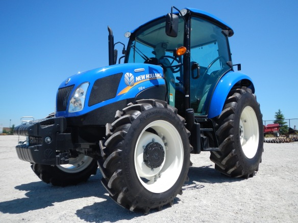 New Holland T4.75 Utility Ag Tractor